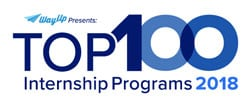 top100 internship programs 2018