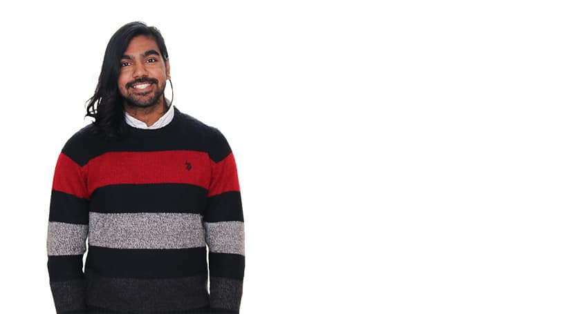 Meet Shakeeb, Our Software Engineer